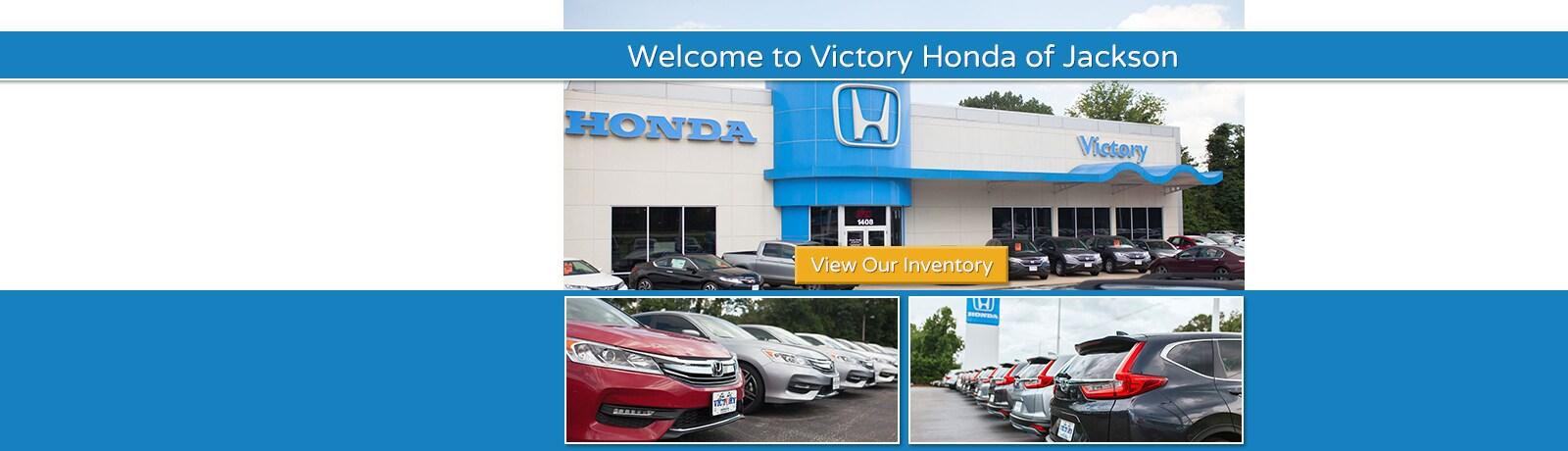 Honda Dealer Jackson TN | New & Certified Used Car ...