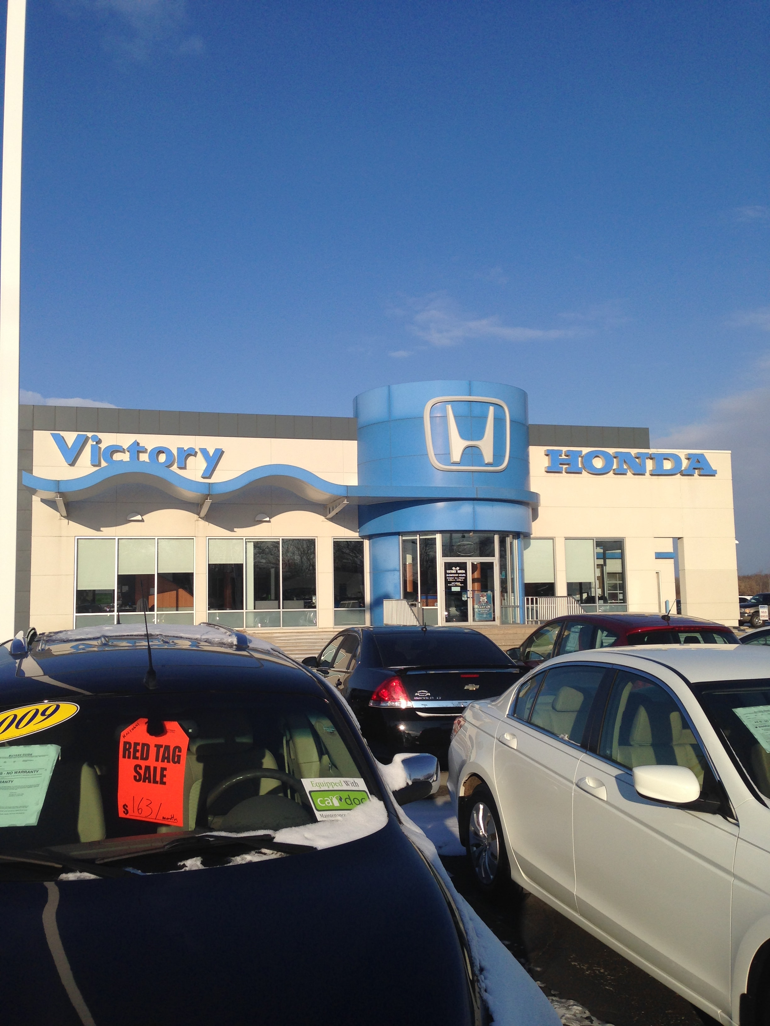 Honda Lease Termination Center, Dealer Serving Detroit MI and Toledo OH