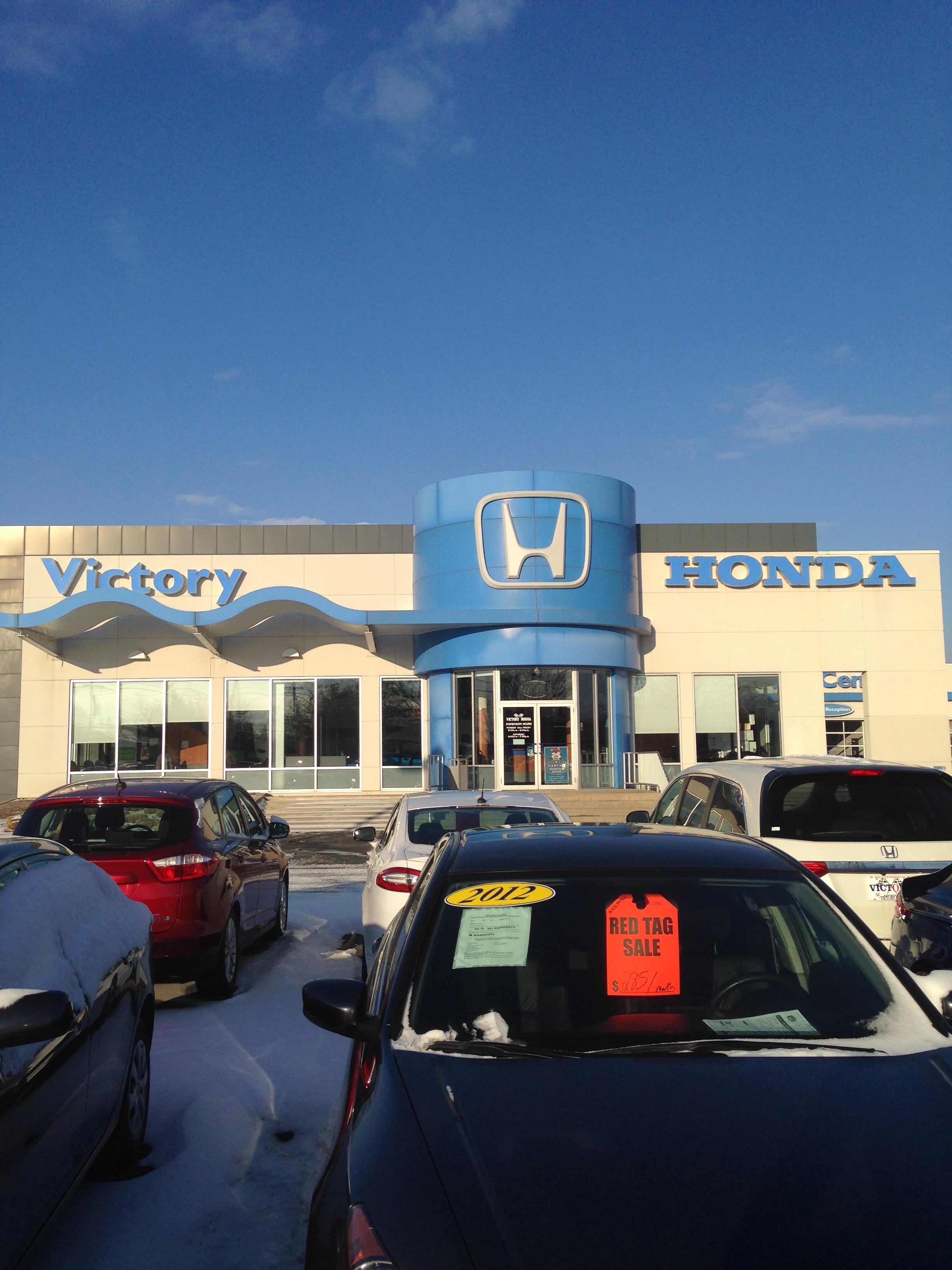 Victory Honda Honda Dealer Monroe Mi Autos Post