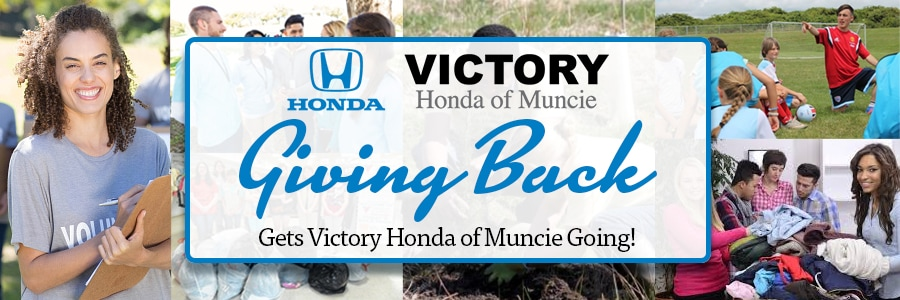 Victory Honda of Muncie Community & Philanthrophy