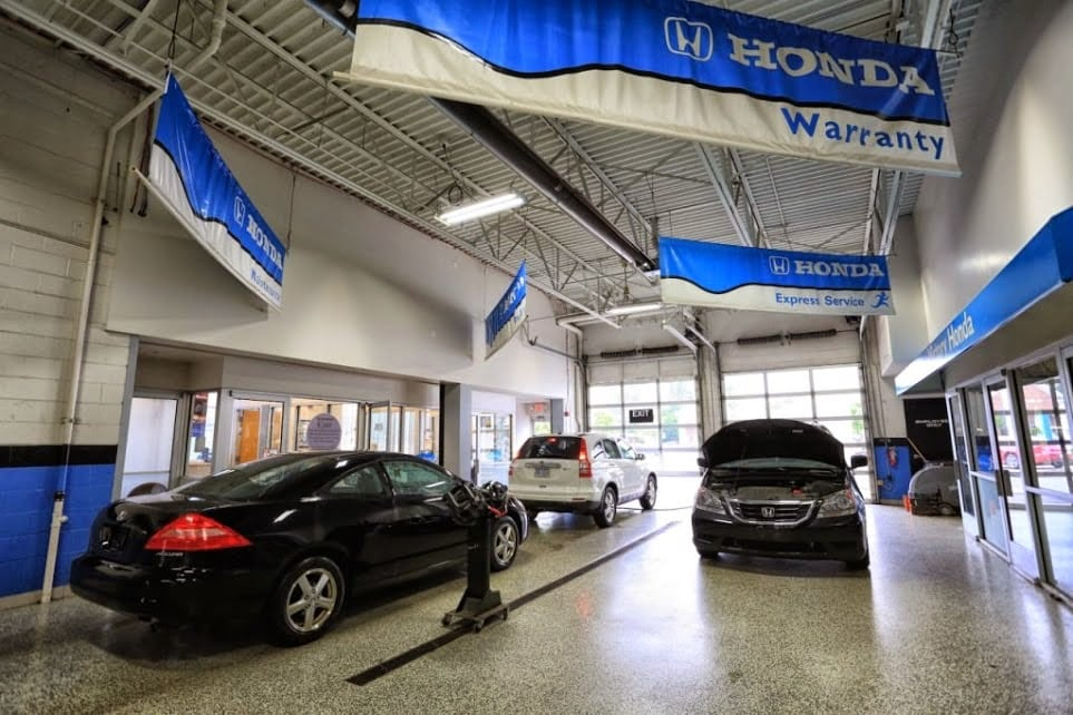 Honda HR-V Dealer Serving Detroit MI