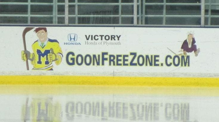 The Goon Free Zone at Planet Victory!