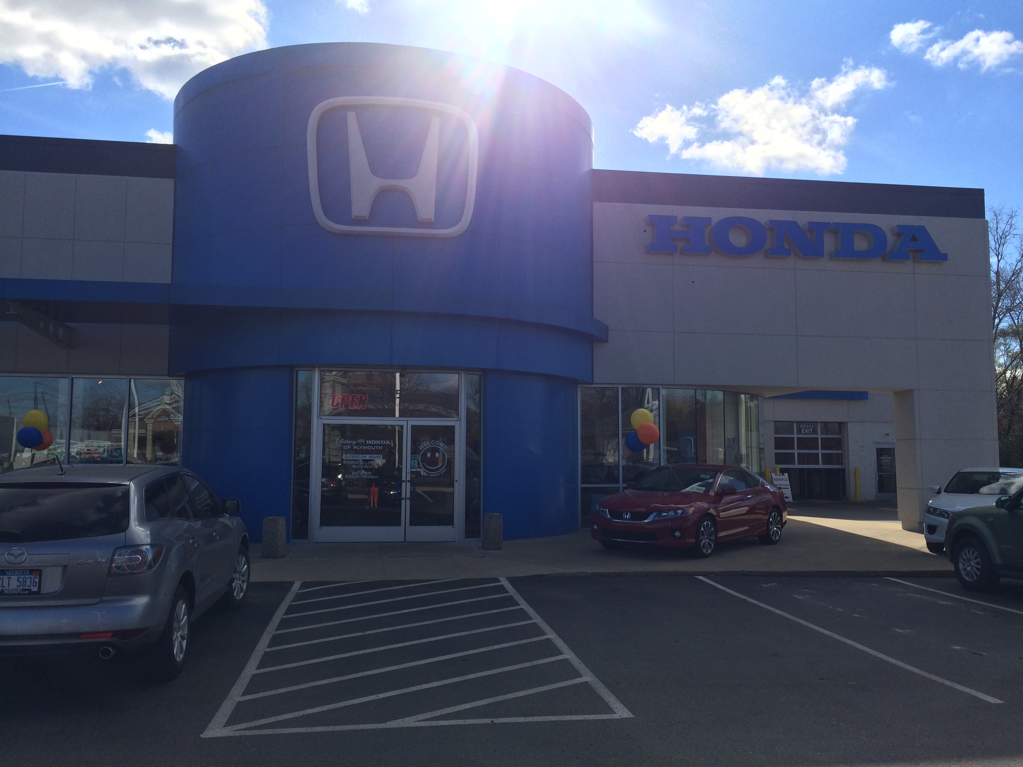 Victory toyota of canton canton mi 48188 car dealership for Honda dealership michigan