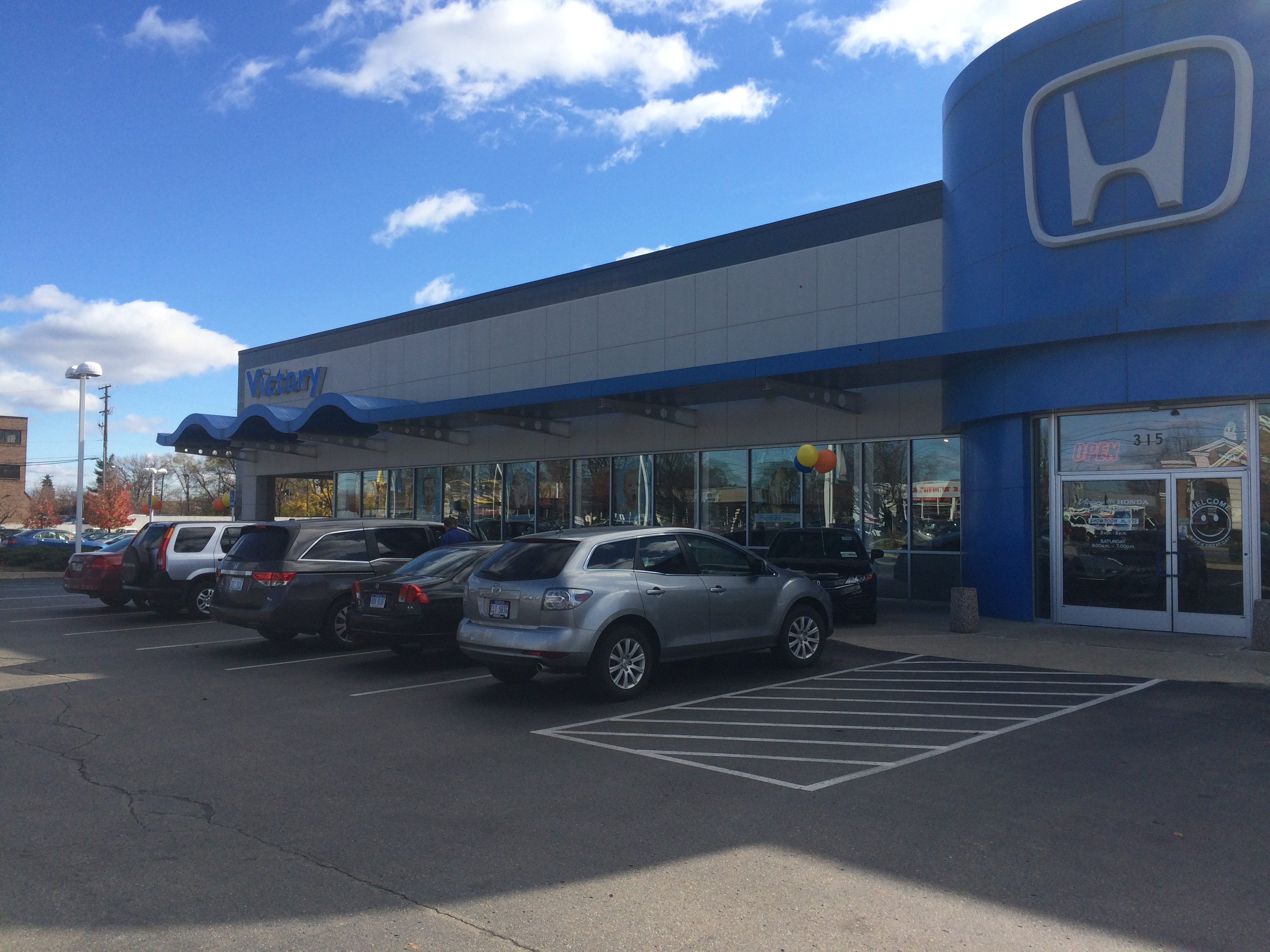 Honda dealership near Ferndale Michigan