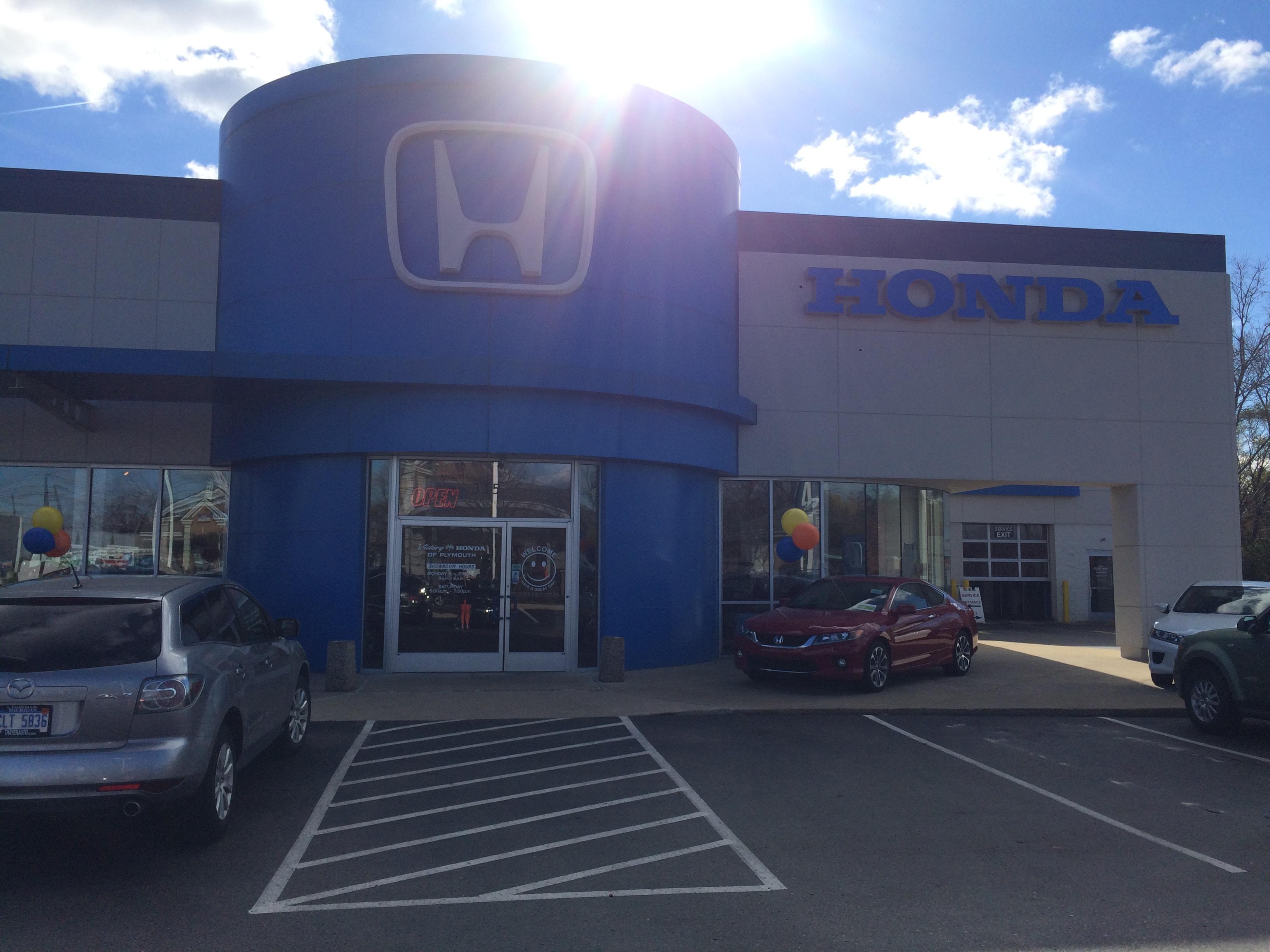 Honda Service near Jackson MI