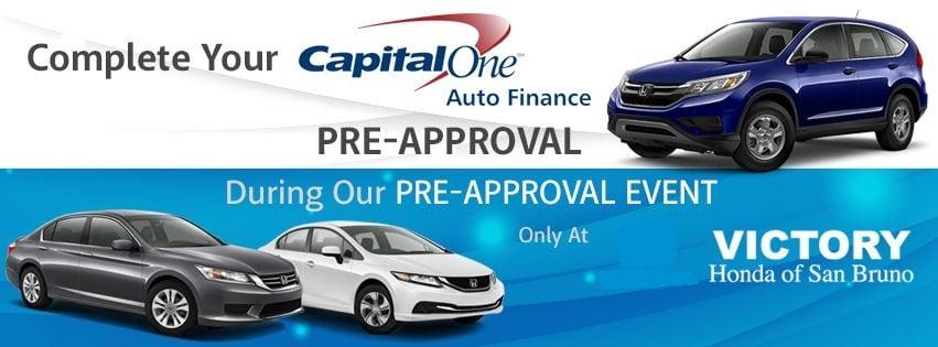 Capital One Pre Approval Car Loans