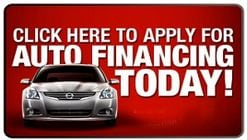 Nissan Dealer offers easy auto loan pre-approval