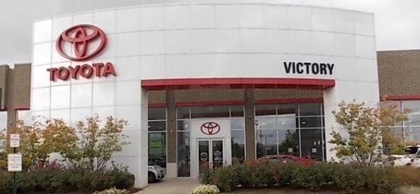 Toyota Parts Dealer near Detroit MI