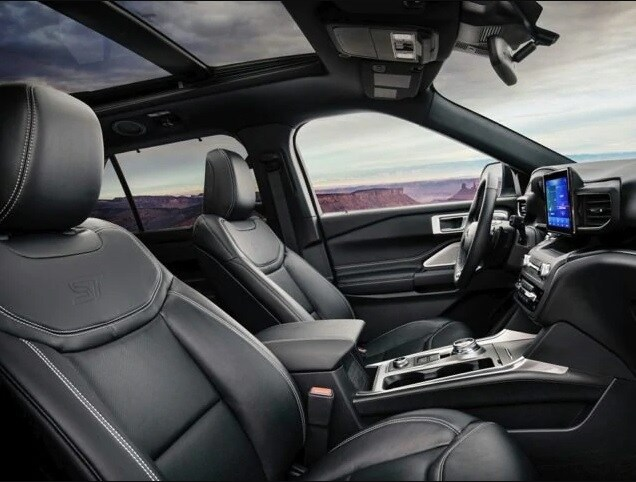 2020 Ford Explorer Interior, Vidalia GA