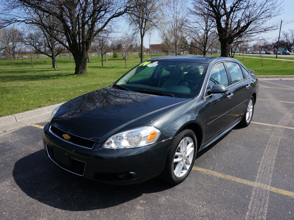 Used 2014 Chevrolet Impala Limited LTZ Sedan Royal Oak