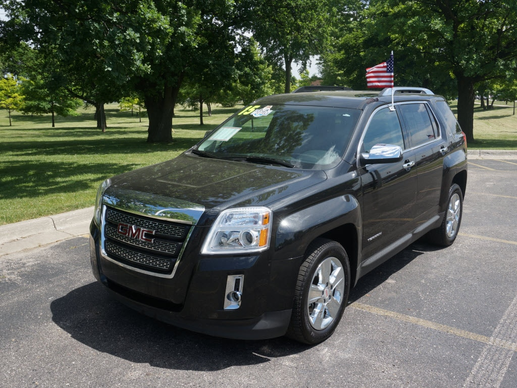 Used 2015 GMC Terrain SLT-2 SUV Royal Oak
