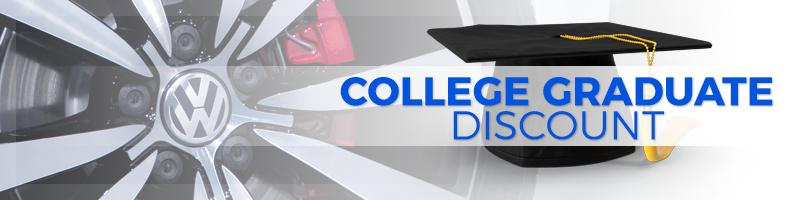 Volkswagen College Discount