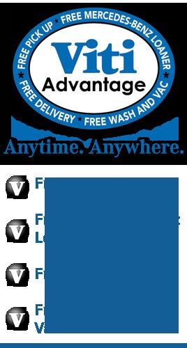 Viti Mercedes Benz Maybach Service Center