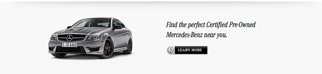 Mercedes benz certified pre owned program cpo mercedes for Mercedes benz certified pre owned program