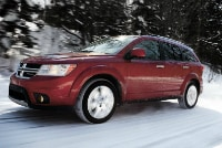 2017 Dodge Journey available near Fort Bliss