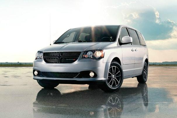 2017 Dodge Grand Caravan available in El Paso