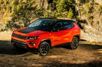 2017 Jeep Compass near Fort Bliss