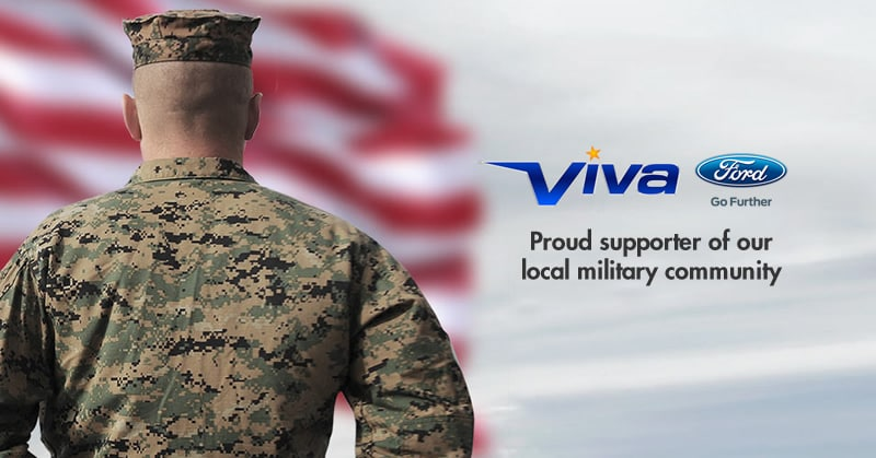 Ford military discount in El Paso