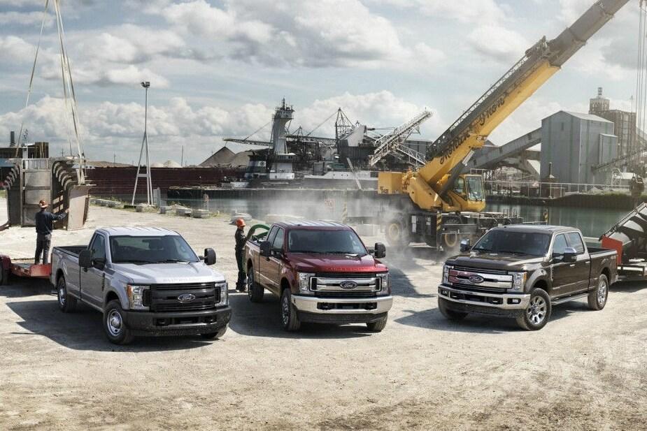 2017 Ford Super Duty in El Paso