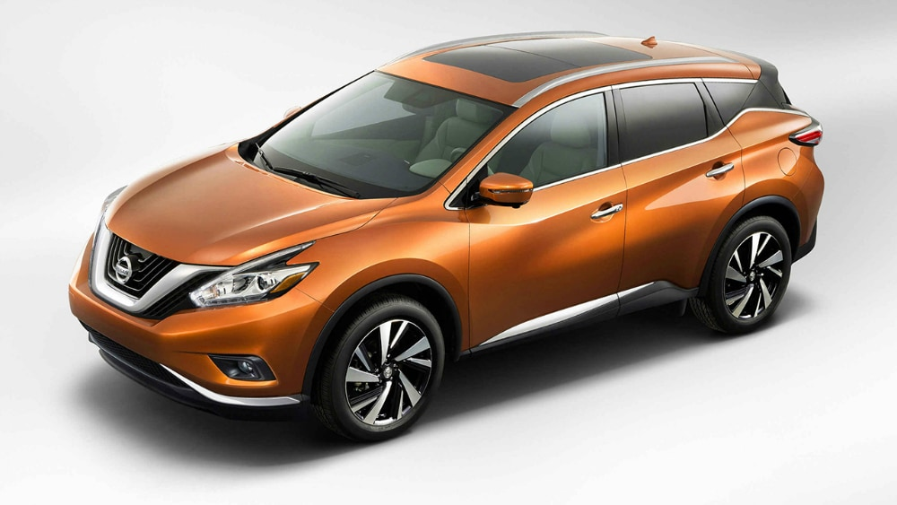 2017 Nissan Murano near Fort Bliss