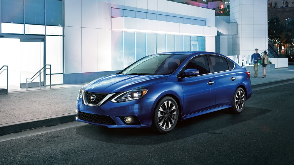 2017 Nissan Sentra near Fort Bliss