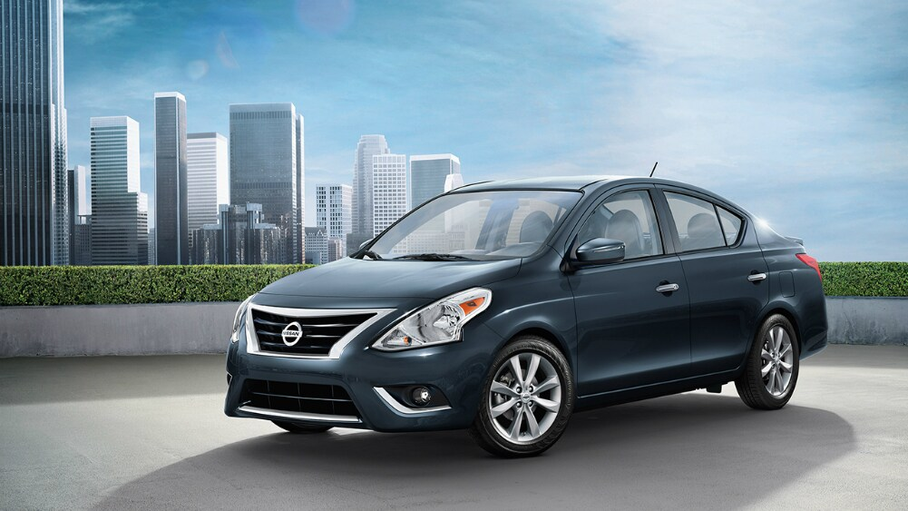 2017 Nissan Versa near Fort Bliss