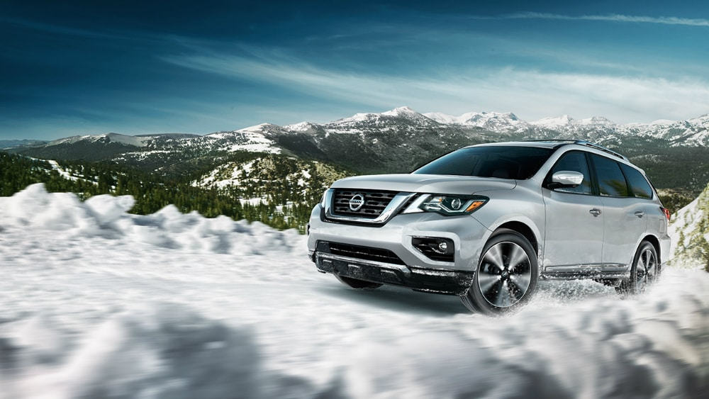 2017 Nissan Pathfinder near Fort Bliss