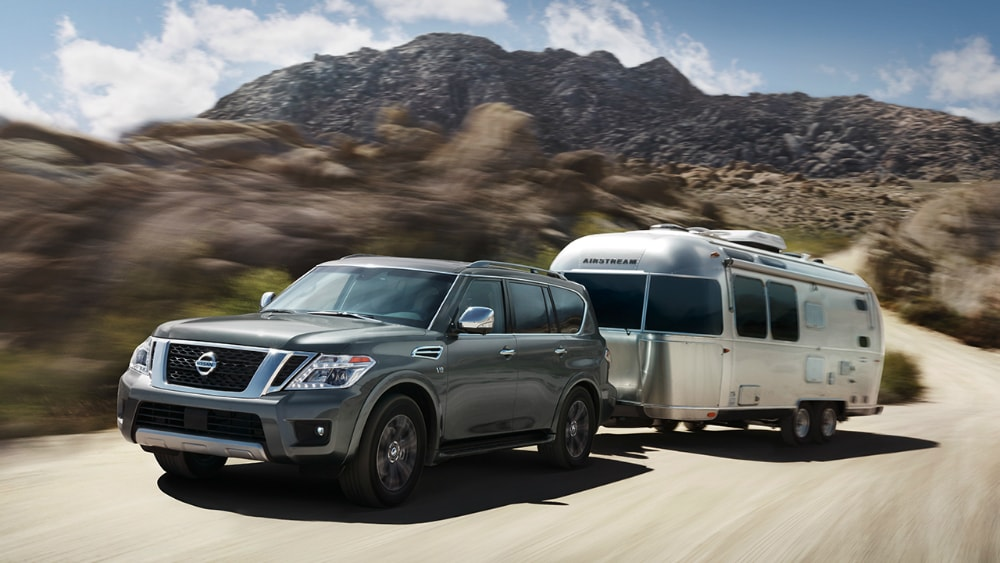 2017 Nissan Armada near Fort Bliss