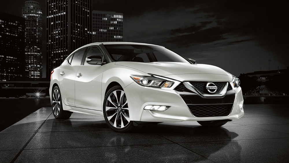 2017 Nissan Maxima near Fort Bliss
