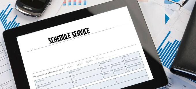 Schedule Volvo Service & Repairs