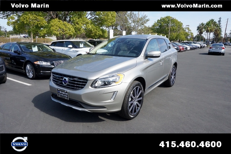 2016 Volvo XC60 T5 Drive-E Platinum Introducing the 2016 Volvo XC60 Distinctive design and opulen