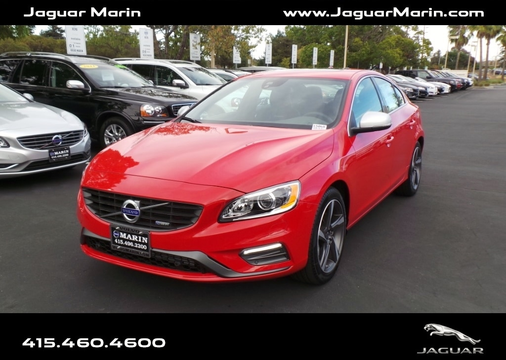 2015 Volvo S60 T6 R-Design Platinum wBLIS Pack Dare to compare Discerning drivers will appreciat