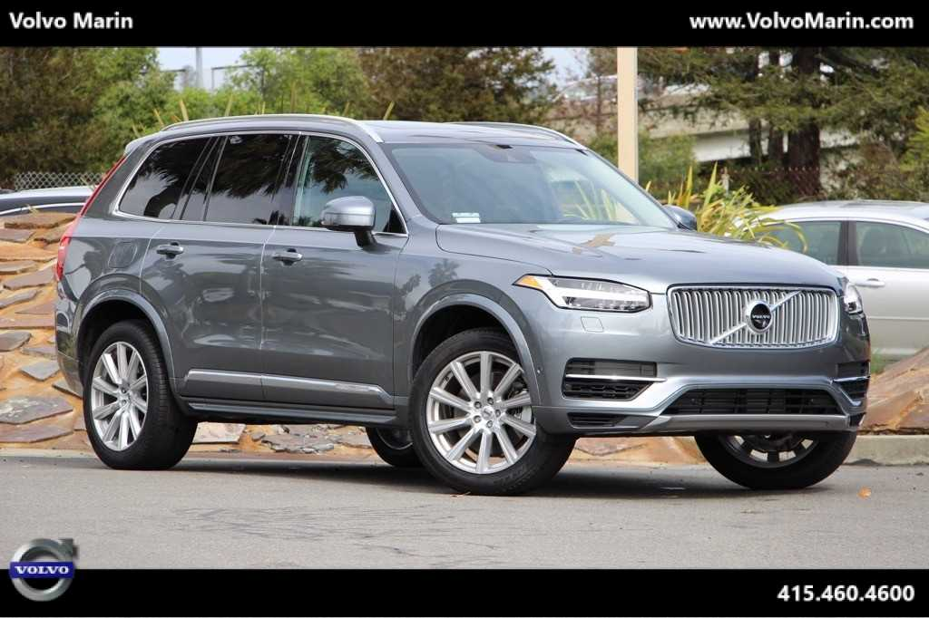 2016 Volvo XC90 Hybrid T8 Inscription Introducing the 2016 Volvo XC90 Hybrid It delivers style an