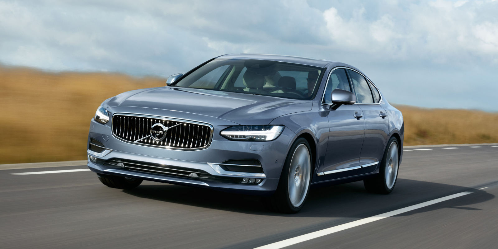 The all new volvo