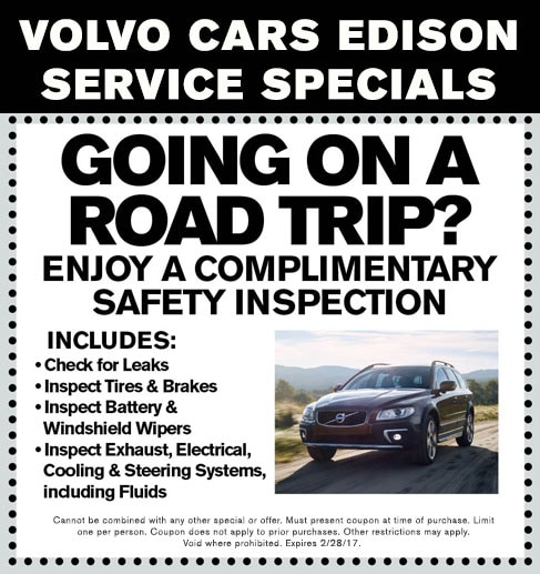 Volvo Service Specials in Edison | Serving New Brunswick ...