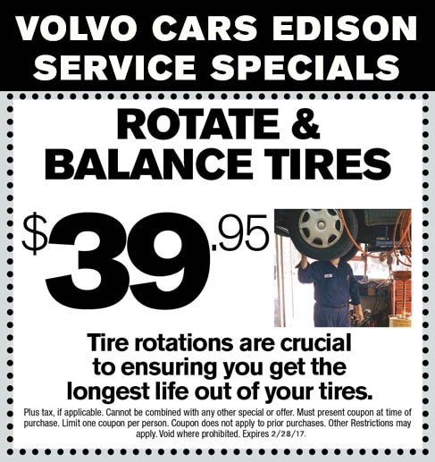 Volvo service coupons