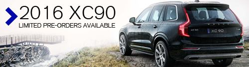 Pre-Order the New 2016 XC90