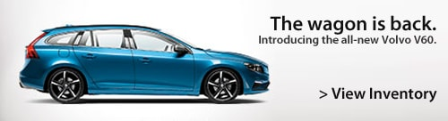 View The All New Volvo V60