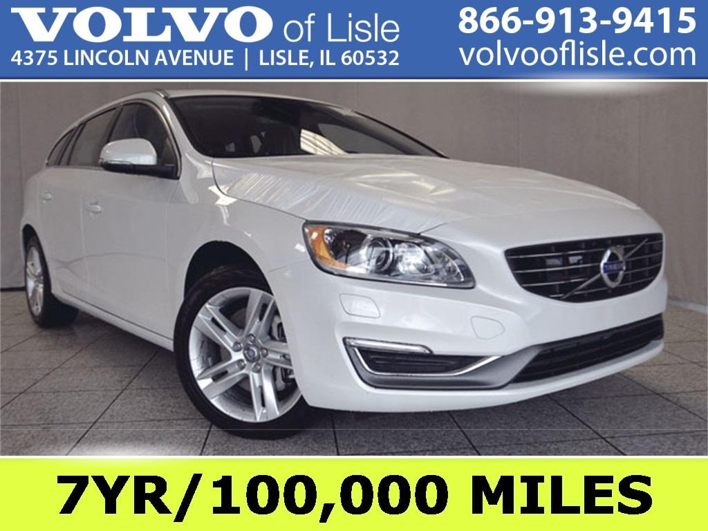 New 2015 Volvo V60, $38950