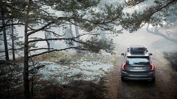 2017 Volvo XC90 off road