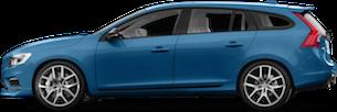 2017 Volvo V60 Polestar in Orange County
