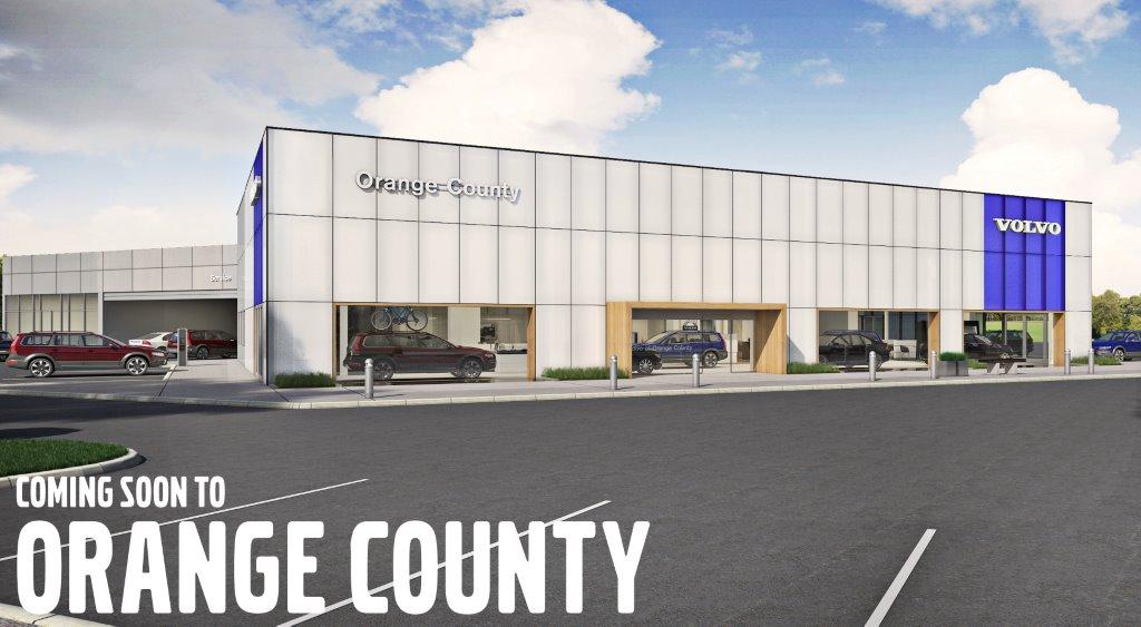 Volvo of Orange County | New Volvo dealership in Santa Ana, CA 92705