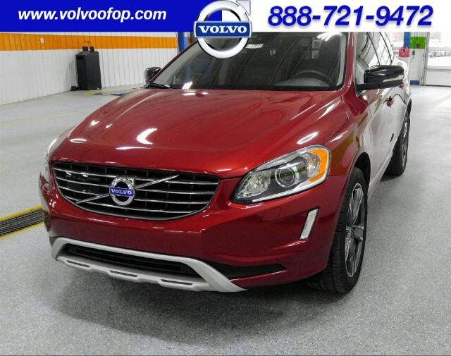 new 2017 Volvo XC60 T6 AWD Dynamic SUV in Overland Park KS