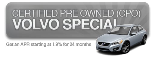 Volvo 1.9% APR Financing