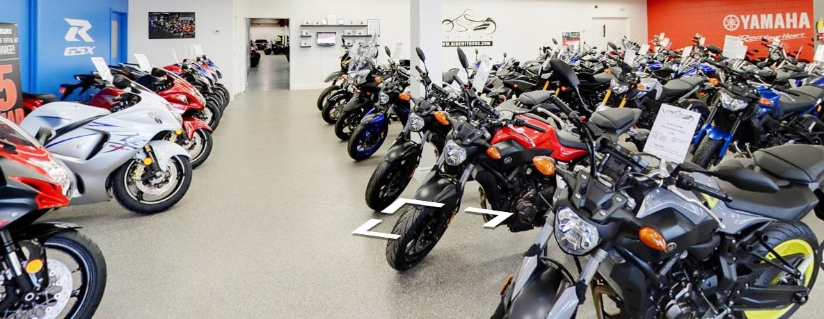Top Suzuki Dealers and Yamaha Dealers in the GTA - VOS Motors.