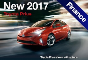 Toyota Prius Finance Deal