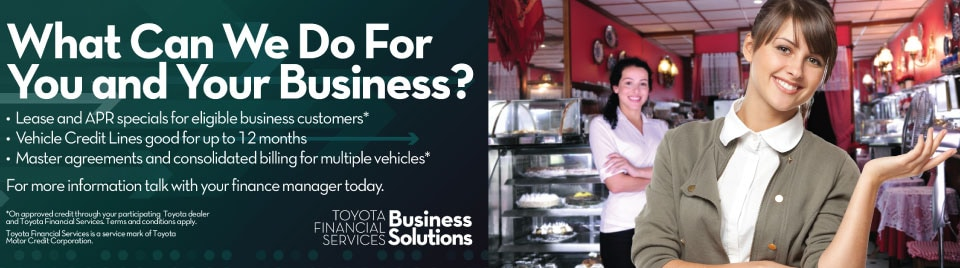 Toyota Business Solutions