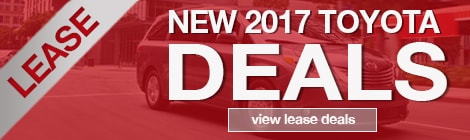 Toyota Lease Deals