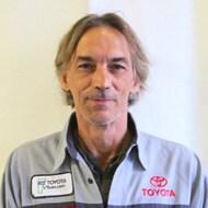 Joe Hazlett Toyota Service Technician