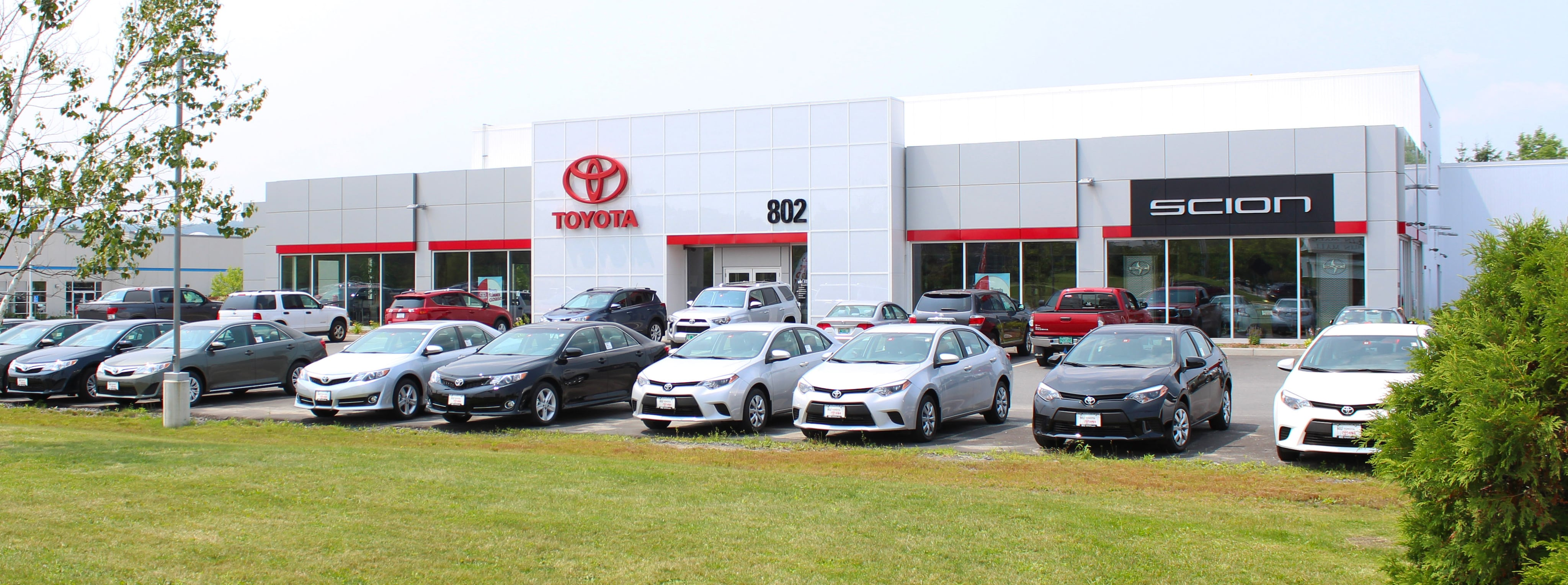 802 Toyota Store Hours